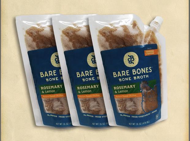 USA: Bare Bones Broth